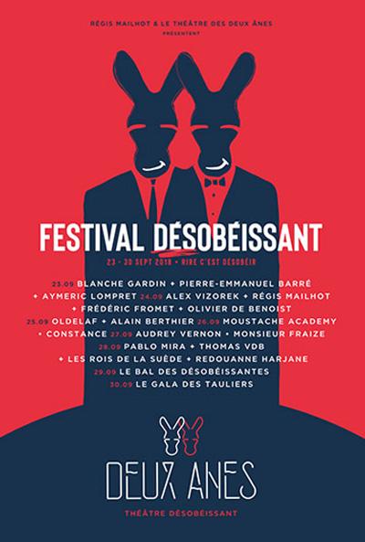 Festival désobéissant